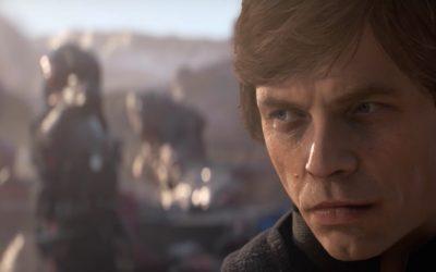 Trailer oficial de Star Wars Battlefront II