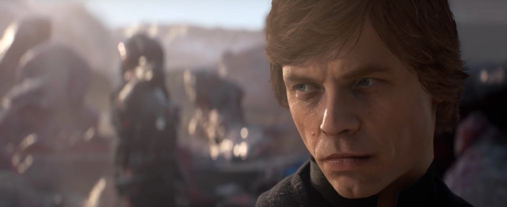 Trailer oficial de Star Wars Battlefront II