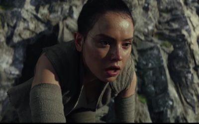 Ya tenemos trailer de Star Wars: Los últimos Jedi