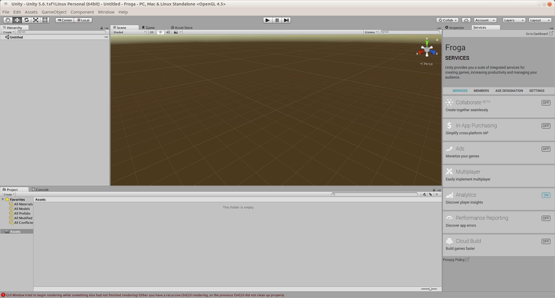 Instalar Unity3D en Ubuntu (y GNU/Linux en general) 2