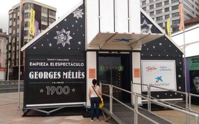 Gijón: Empieza el espectáculo. Georges Meliés y el cine de 1900