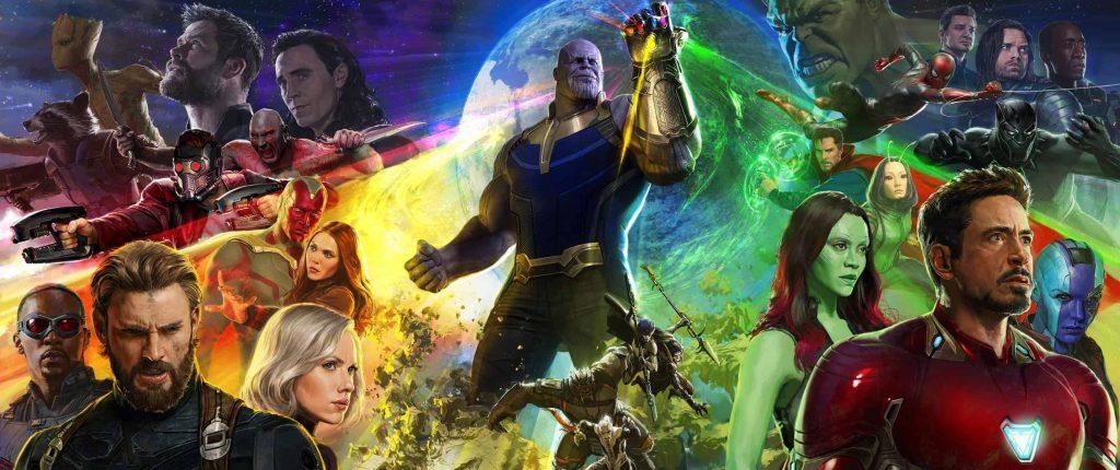 Trailer: Avengers Infinity War en castellano 1