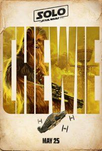 Trailer de Han Solo: Una historia de Star Wars y posters oficiales 1