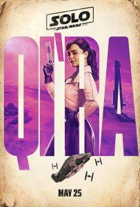 Trailer de Han Solo: Una historia de Star Wars y posters oficiales 2