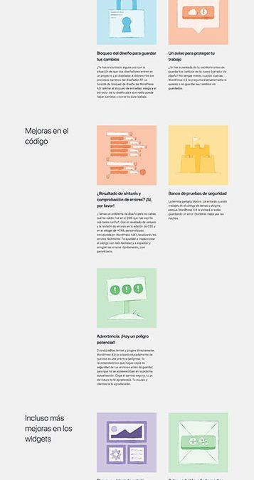 WordPress 4.9.6, mejoras para ayudar a cumplir el RGPD