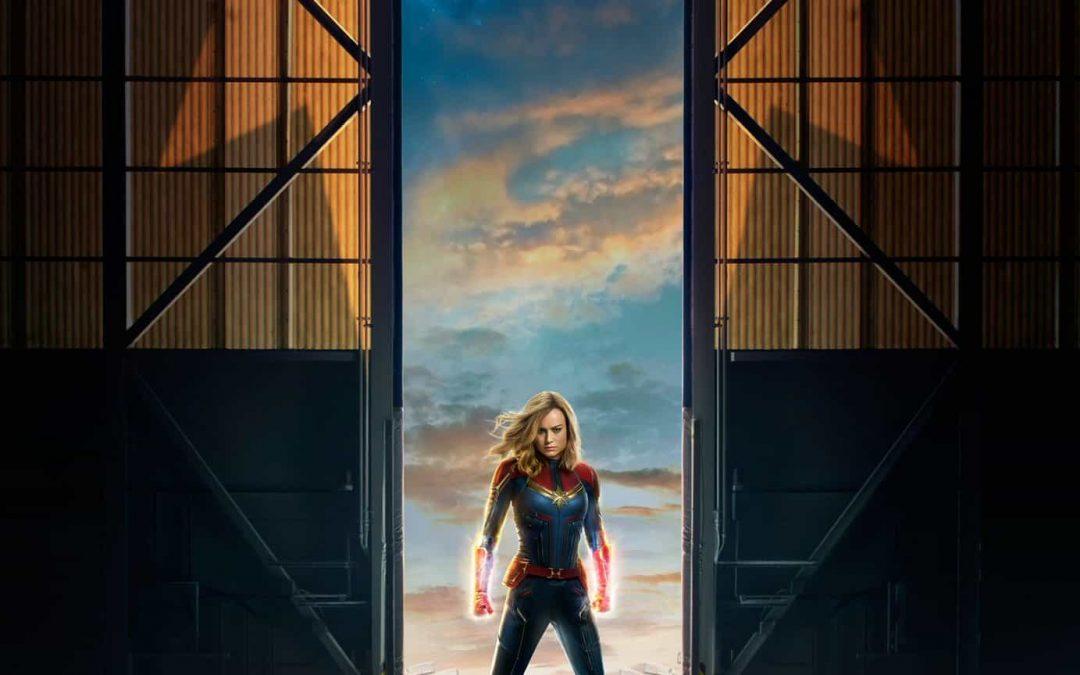 """Trailer de """"Capitana Marvel"""""""