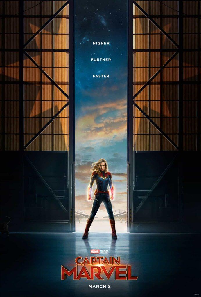"""Trailer de """"Capitana Marvel"""" 1"""