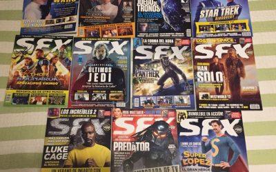 El ocaso de la revistas de ciencia ficción… vamos a recuperarlas