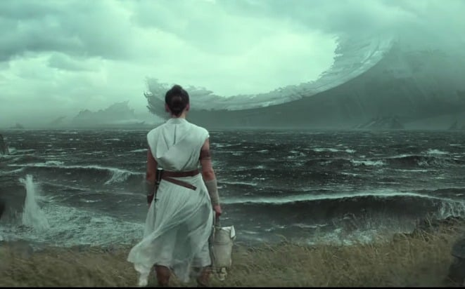 Trailer Star Wars Episodio IX: Rise of Skywalker