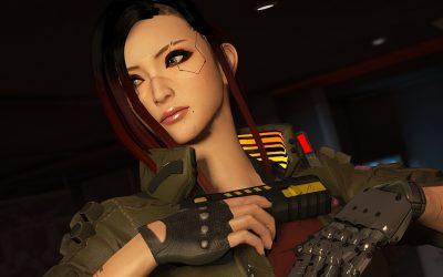 Cyberpunk 2077, trailer cinemático presentado en el E3