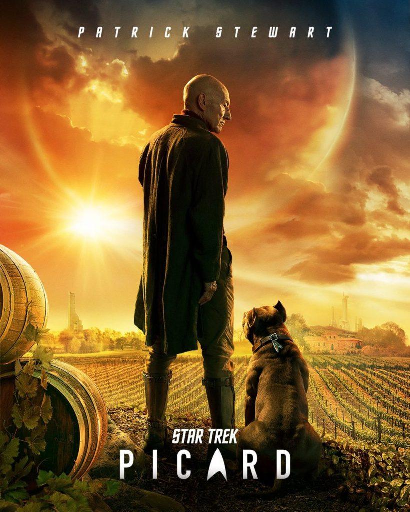 Ya tenemos trailer de Star Trek: Picard 1